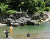 17渓流の夏